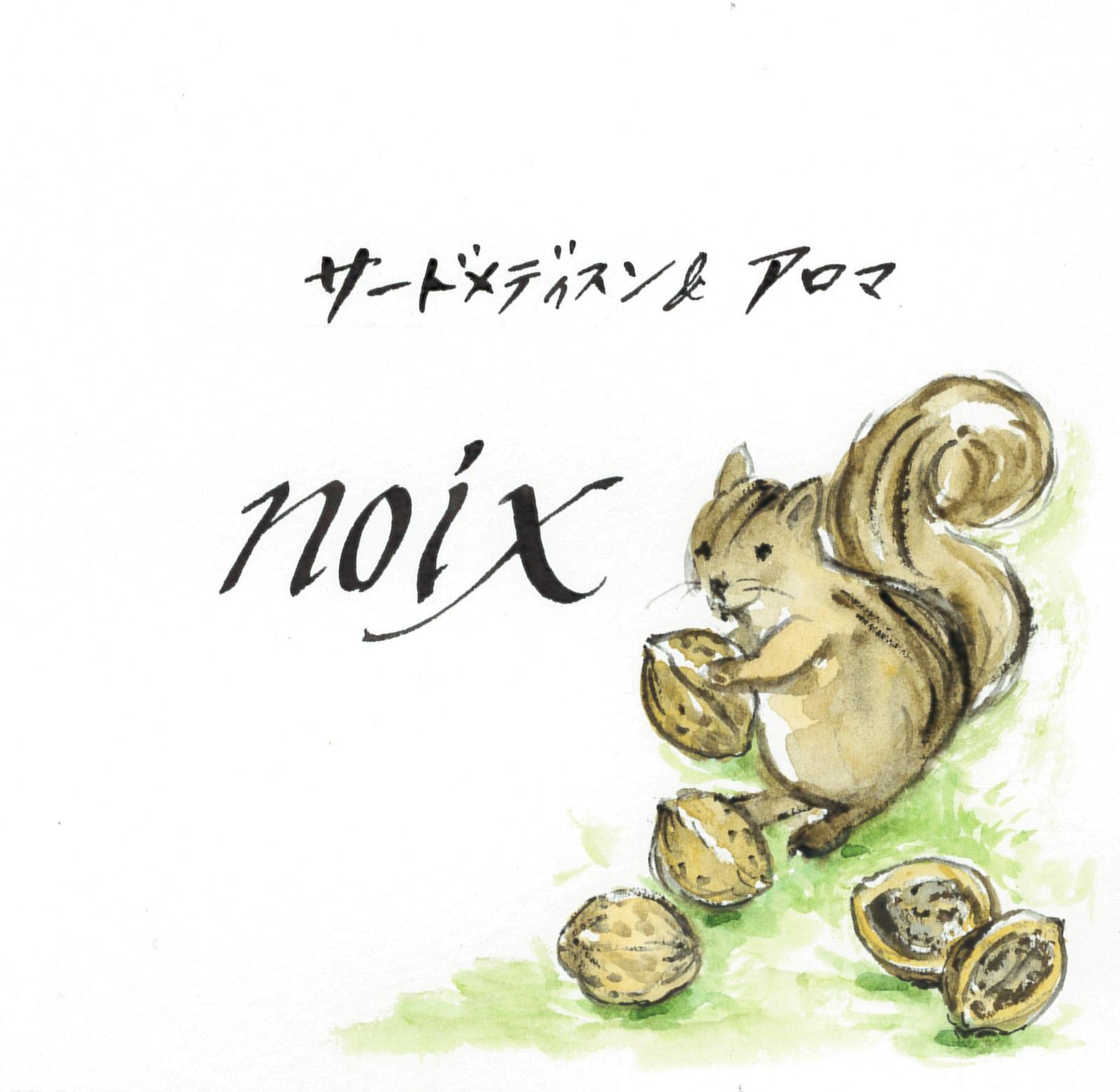 サードメディスン&アロマ noix~ノワ~